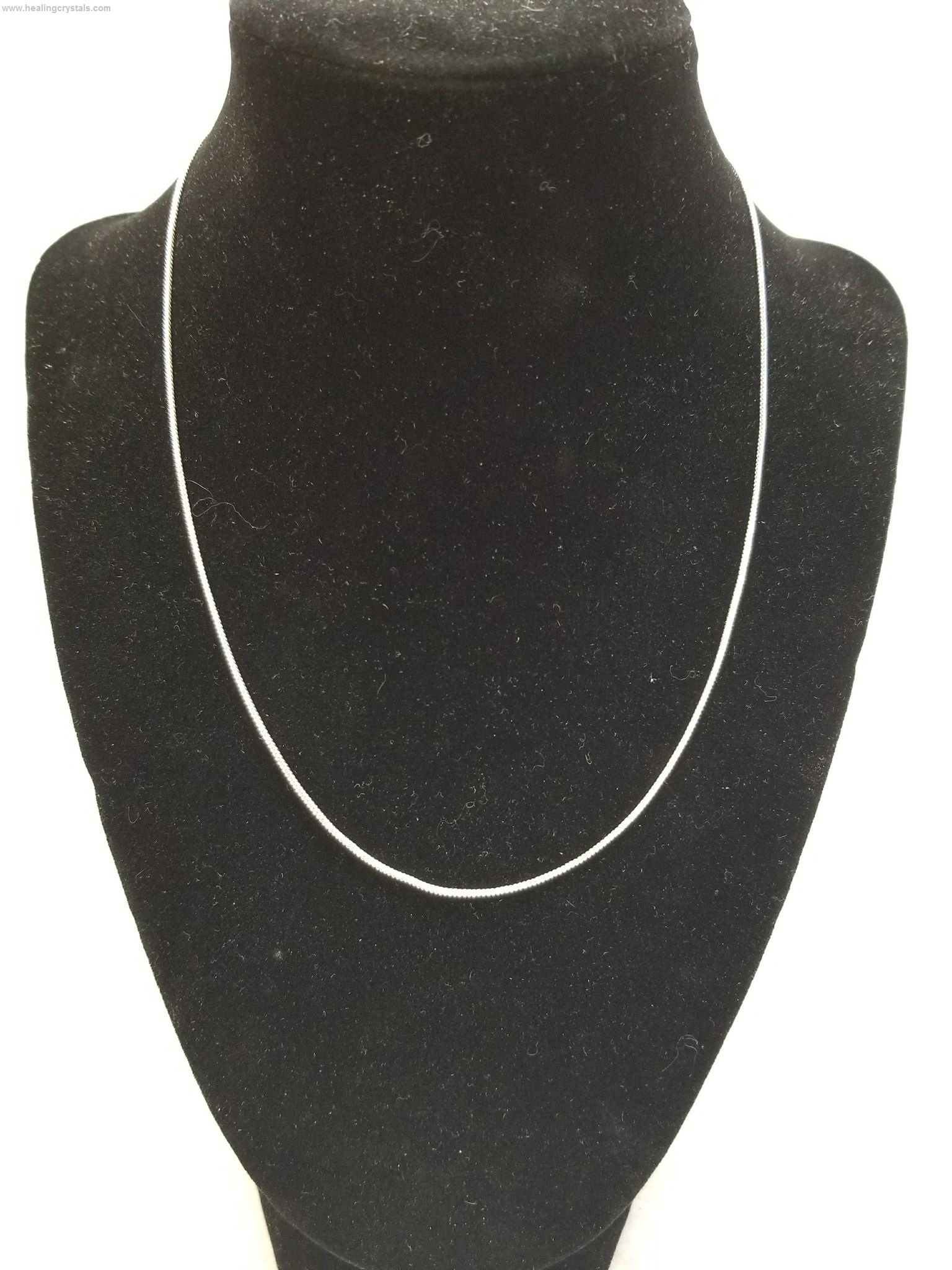 Necklaces - Silver Plated Chain (India