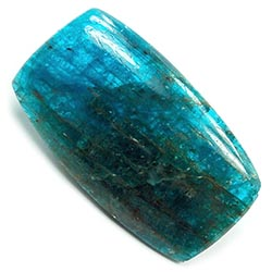 How to Choose the Right Healing Crystal for You - Blue Apatite Cabochon