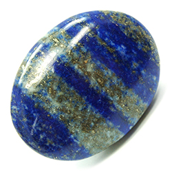 How to Choose the Right Healing Crystal for You - Lapis Lazuli Cabochon