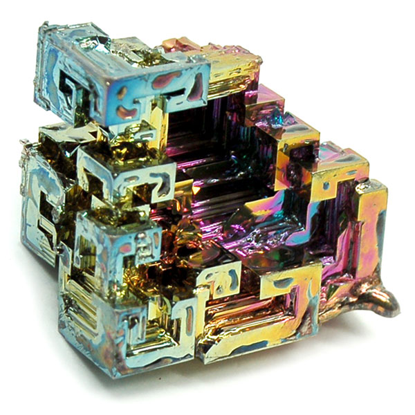 Natural Crystals - Bismuth from Healing Crystals