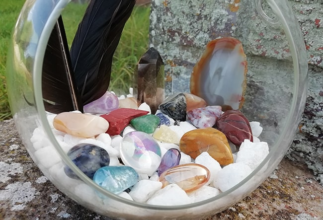 Tumbled Stones Assortment - Picture by Siobhan Gouws Moller
