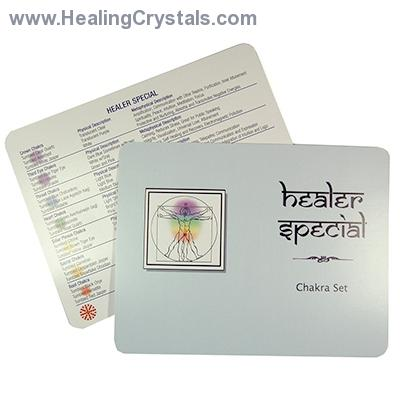 Chakra Set - Healer Special - Discount Assortment photo 6