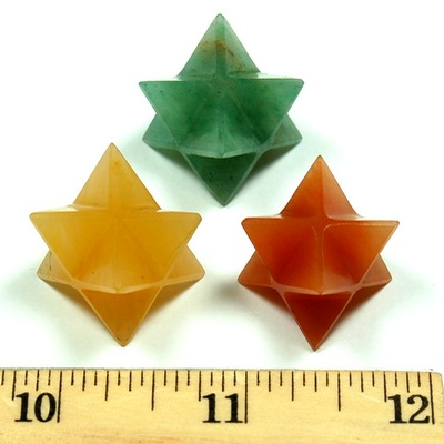 Wholesale - 7 Chakra Merkaba Sets (India)