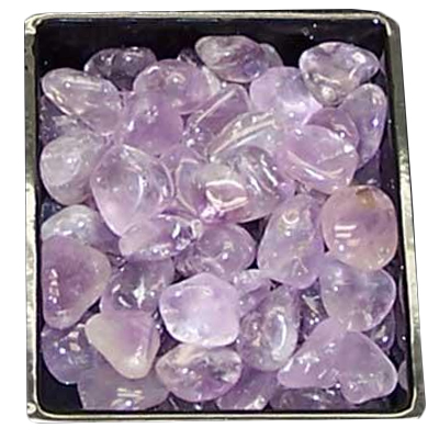 ASST#1 - 8 Different Tumbled Stones - 1Lb. Bags