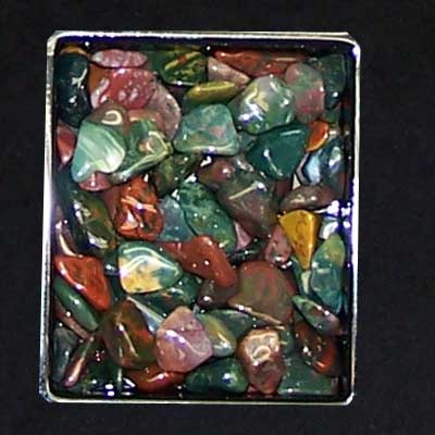ASST#3 - 10 Different Tumbled Stones - 1Lb. Bags