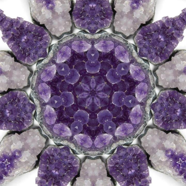 Crystal healing herpes