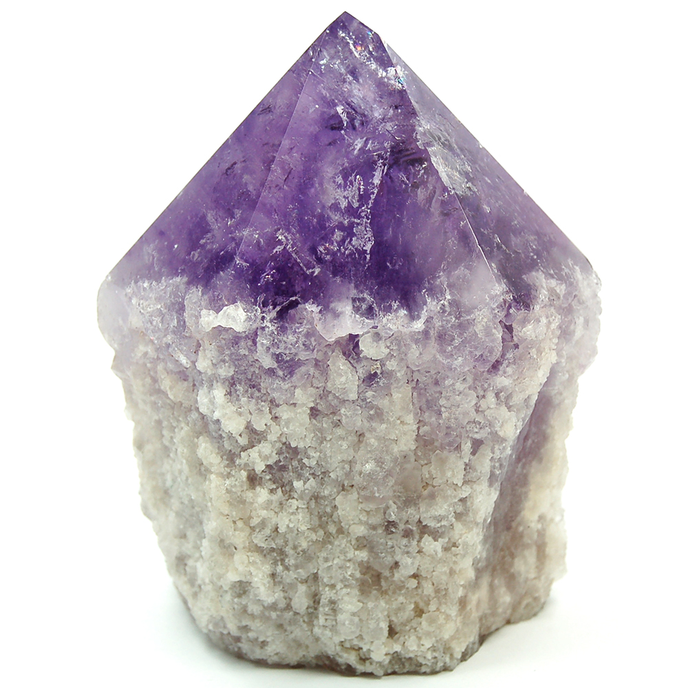 Amethyst Points w/Cut Base photo 7