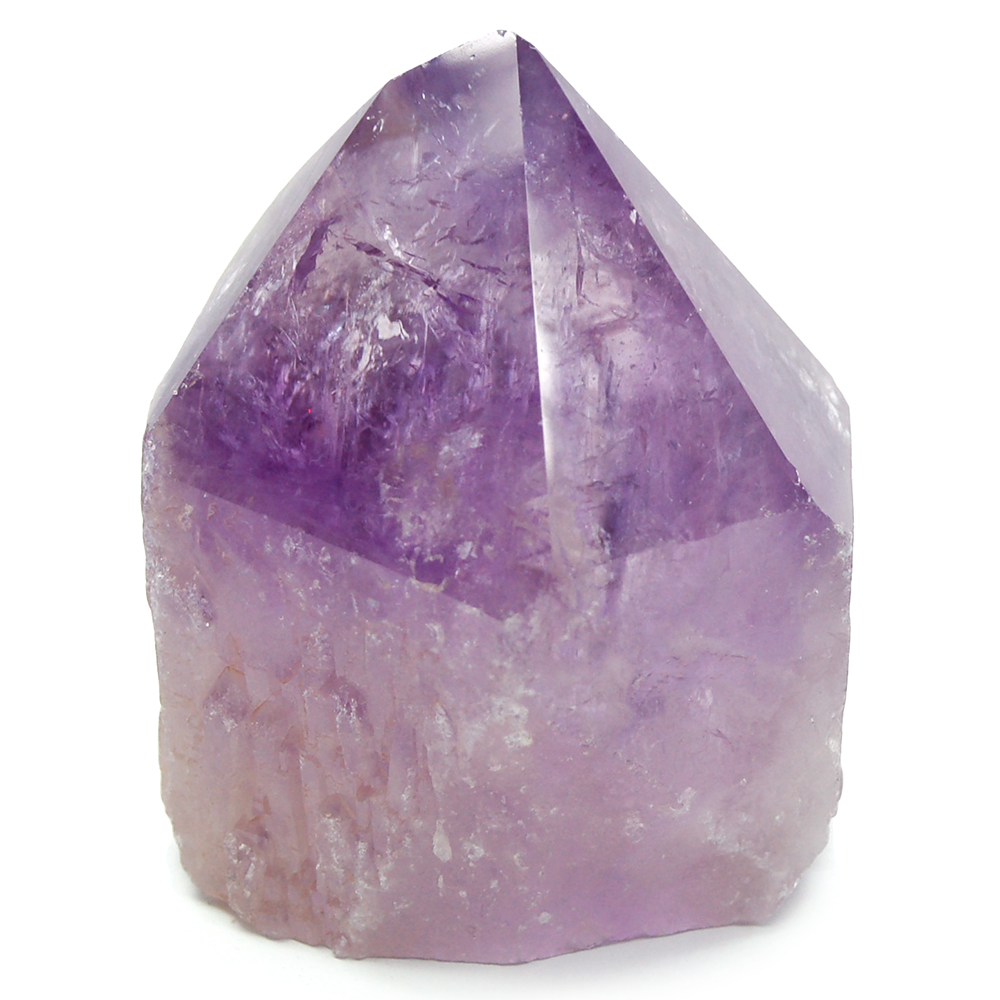 Amethyst Points w/Cut Base photo 3