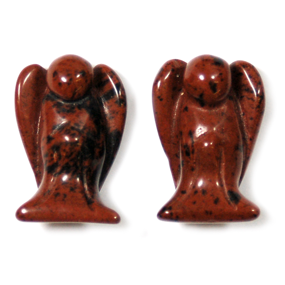 Discontinued - Mahogany Obsidian Angel (China)