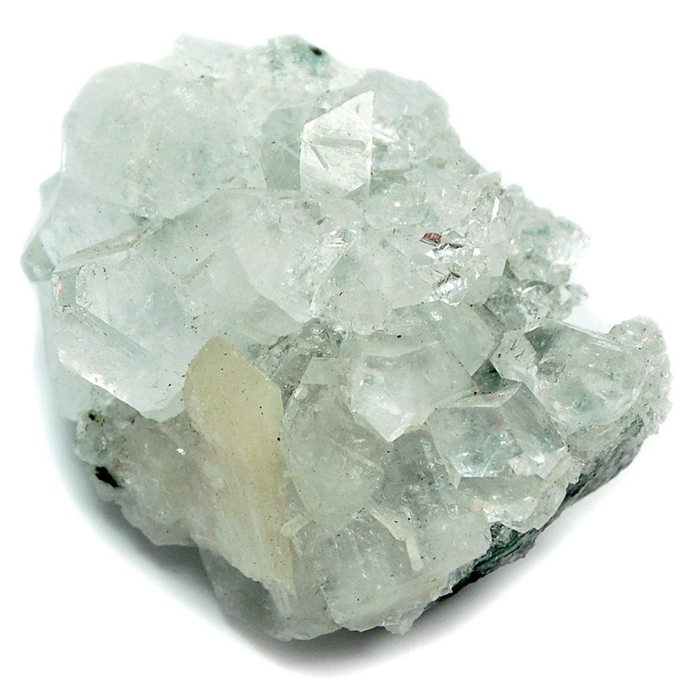Specimen - Clear Apophyllite Clusters (Himalayas)