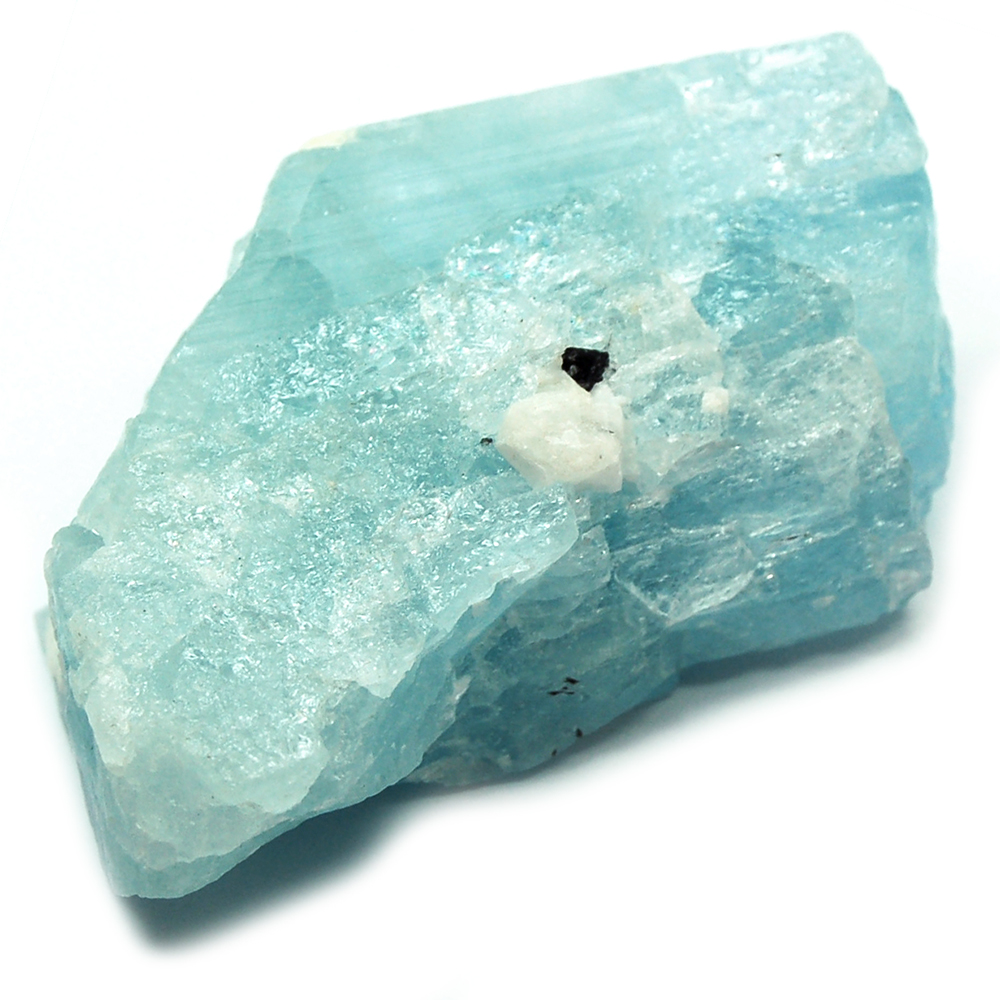 "Aquamarine Crystal Chips ""A"" Grade photo 7"