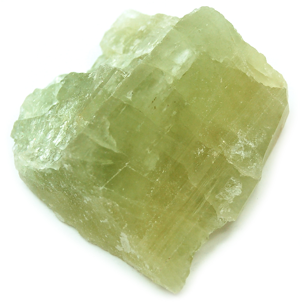 Aquamarine - Green Aquamarine Chips & Chunks (Pakistan)