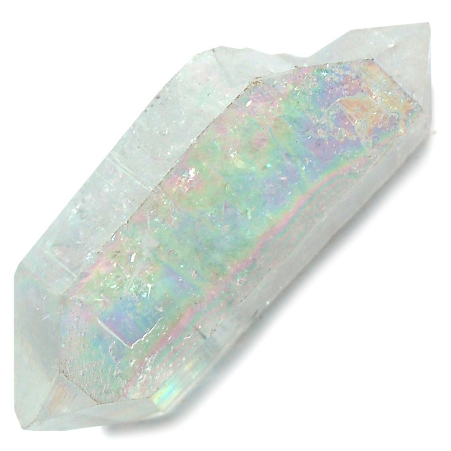 Aura Quartz - Rainbow (Angel) Aura DT Points (Brazil)