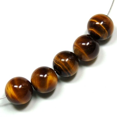 Discontinued - Multi-Color Tiger Eye Beads (India)