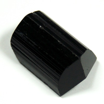 Black Tourmaline Single Terminated Crystal (Specimens) photo 2