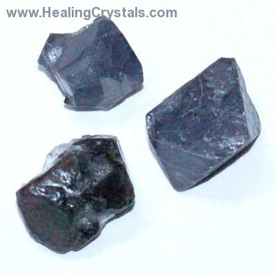 Spinel - Blue Spinel Chips - Natural (Tanzania)