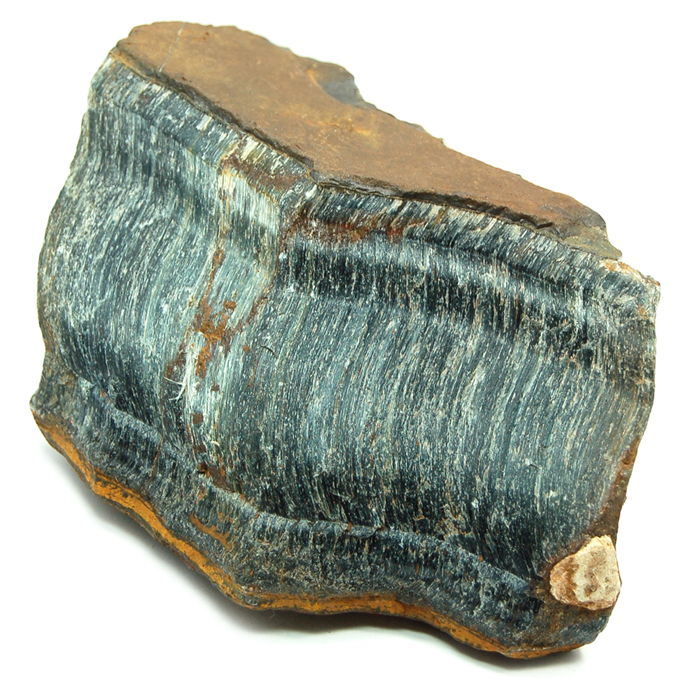 Blue Tiger Eye - Blue Tiger Eye Natural Chunks (Africa)
