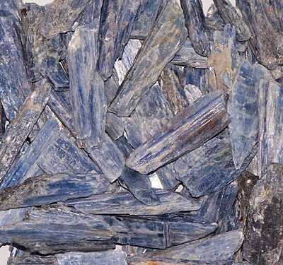 Kyanite - Blue Kyanite Blades (Blades)