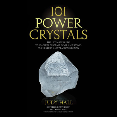 Book - 101 Power Crystals by Judy Hall
