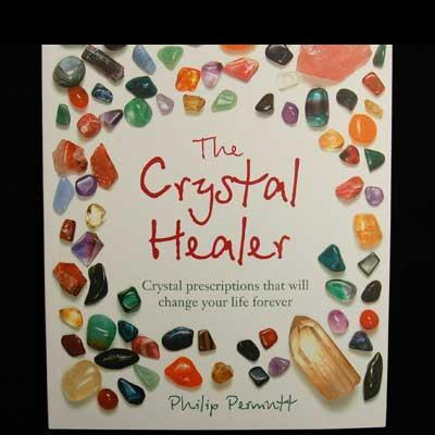 Book - The Crystal Healer by Philip Permutt