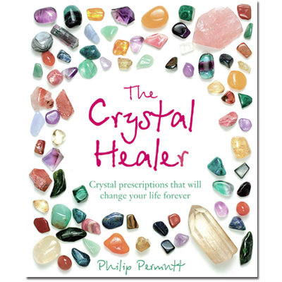 Discontinued - The Crystal Healer by Philip Permutt