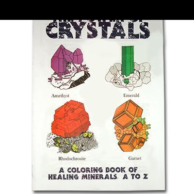 Discontinued - Book - Crystal Coloring Books