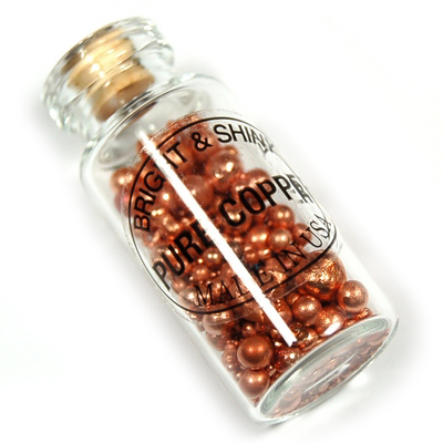 Discontinued - Copper Nuggets in a Bottle (United States)