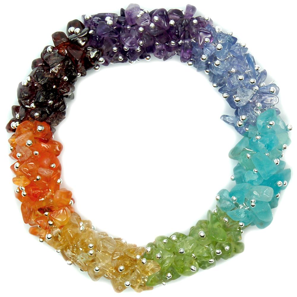 Bracelets 7 Chakra Cer Bracelet India