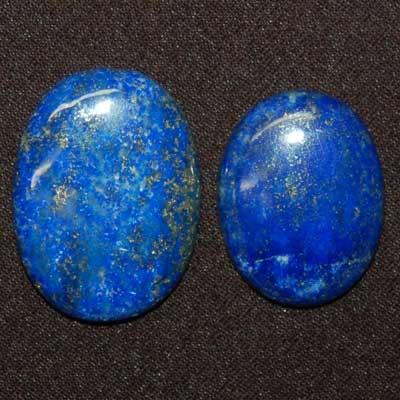 Cabochons - Lapis Lazuli Cabochon