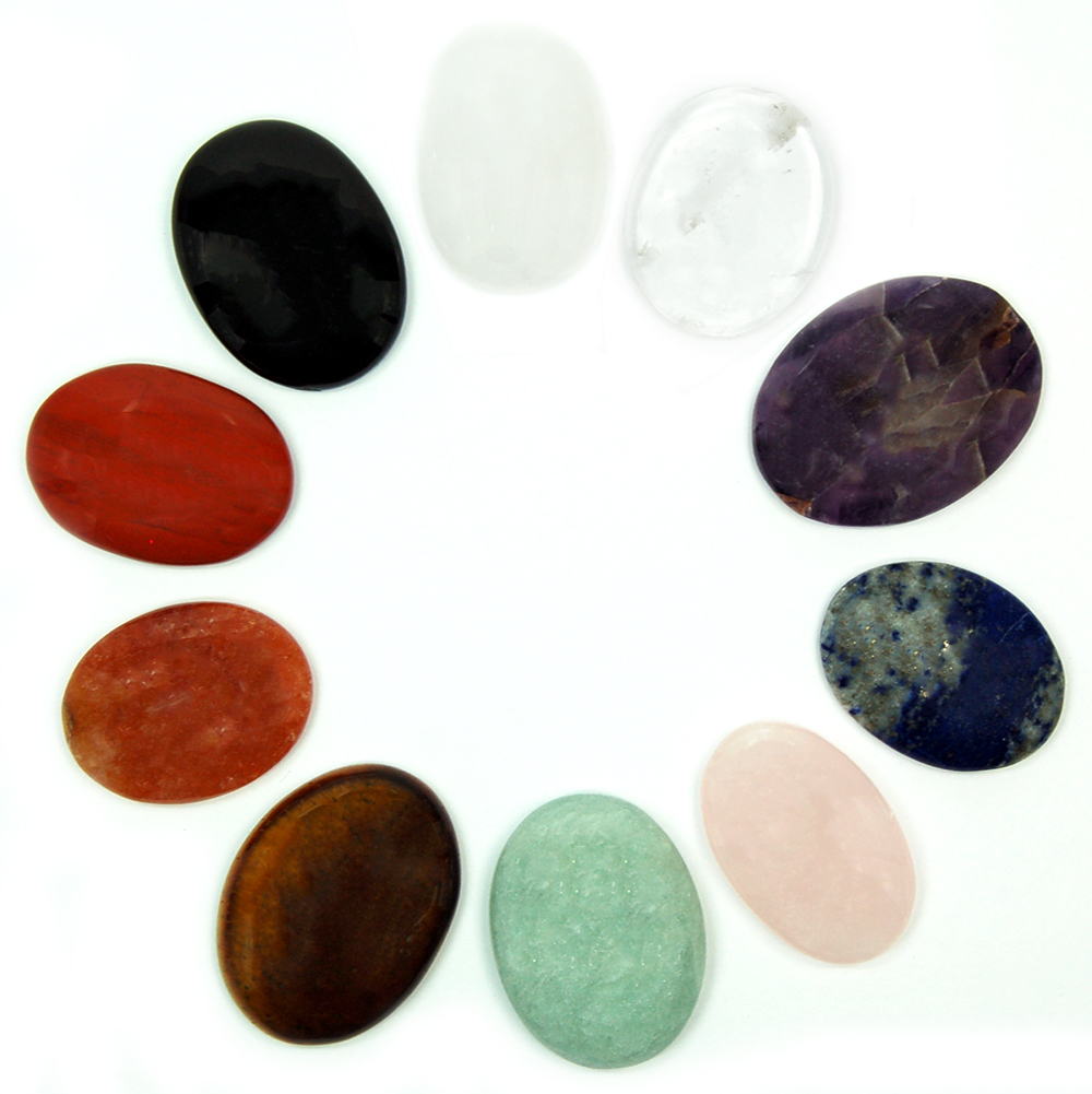 Cabochon Sets in 3, 7 and 10 piece sets