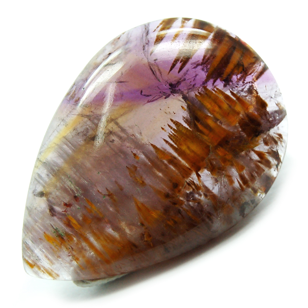 Amethyst Cacoxenite