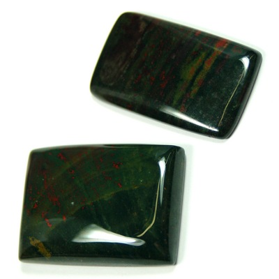 Cabochon - Bloodstone Crystal Cabochons photo 7