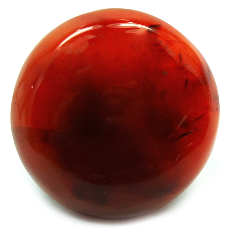 "Cabochons - Carnelian Cabochon ""Free-Form"" ""Extra"" (India)"