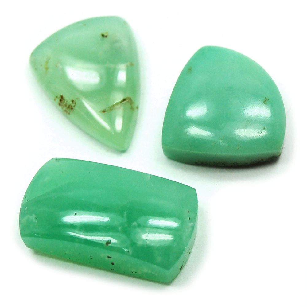 Discontinued - Chrysoprase Cabochon (Pakistan)