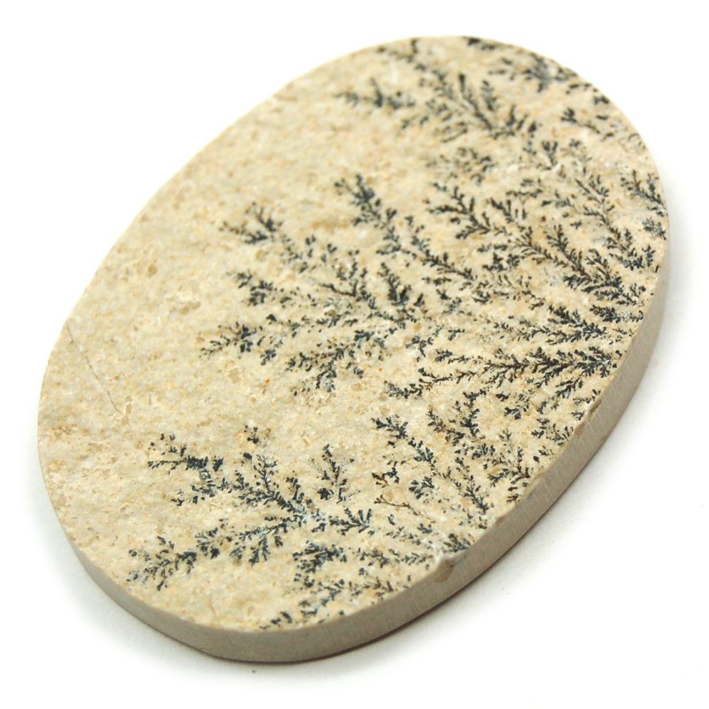 Discontinued - Dendrite on Marl Cabochon (India)