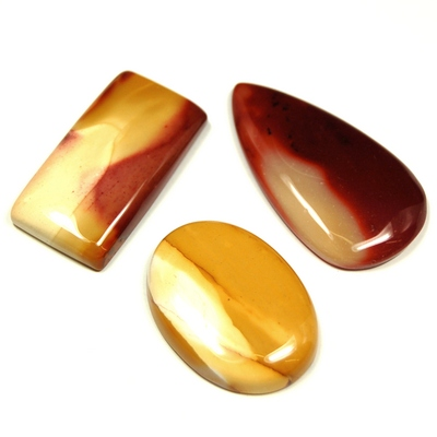 Cabochon - Mookaite Cabochons photo 9