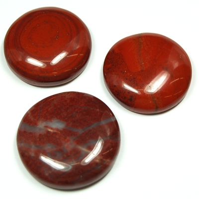 Cabochon - Red Jasper Crystal Cabochons photo 6