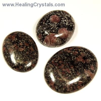 Cabochon - Spinel in Matrix Cabochons photo 5