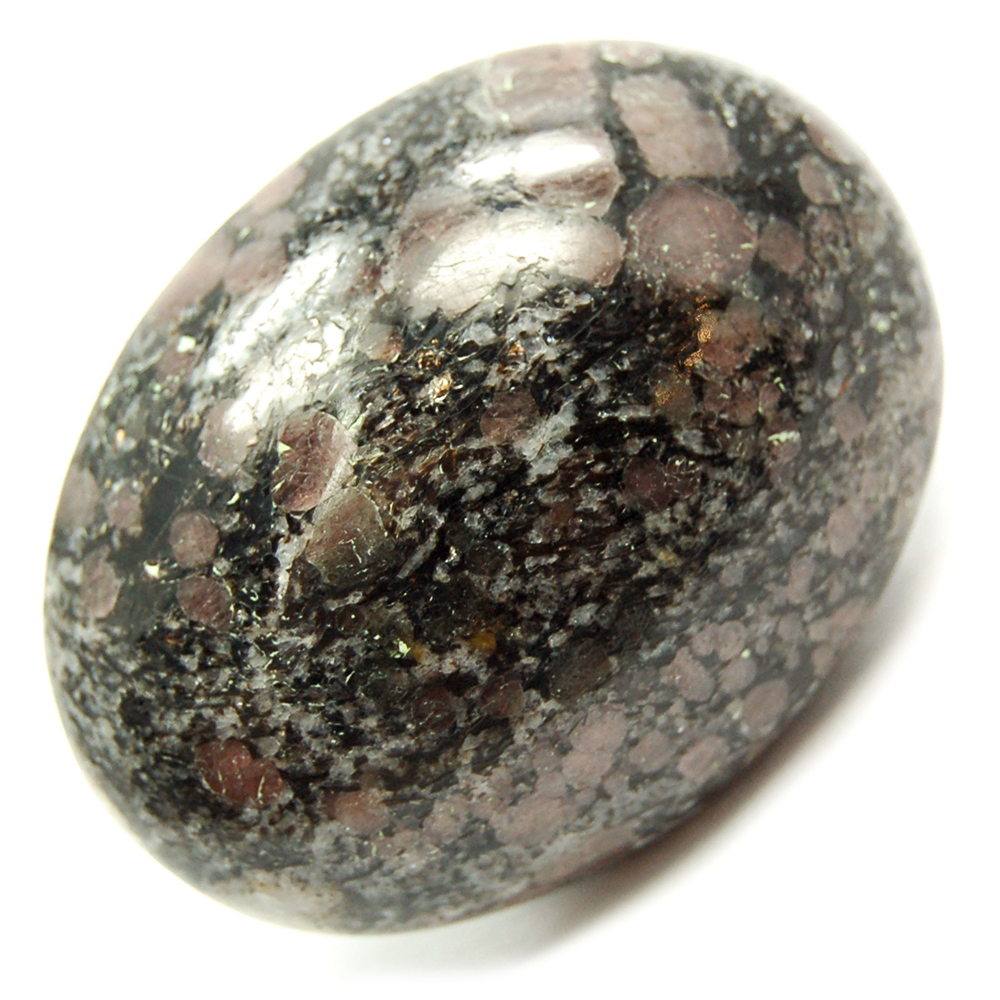 Discontinued - Spinel in Matrix Cabochon (India)