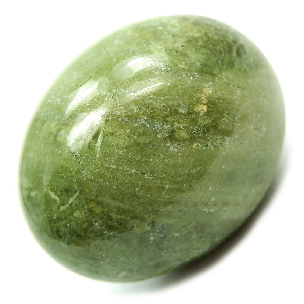 Discontinued - Vesuvianite Cabochon (India)