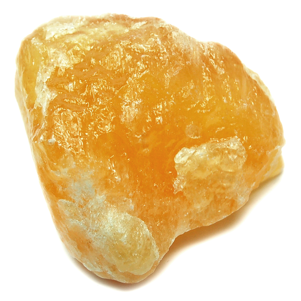 Calcite - Orange Calcite (Mexico) photo 7