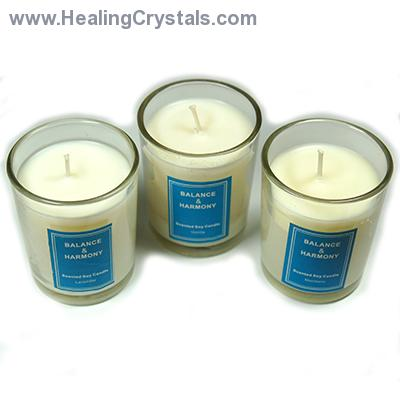 "2"" Votive Candles in a Jar (Set/3 Scents)"