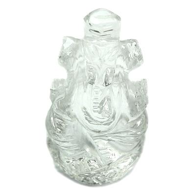 Carved Ganesha Idol