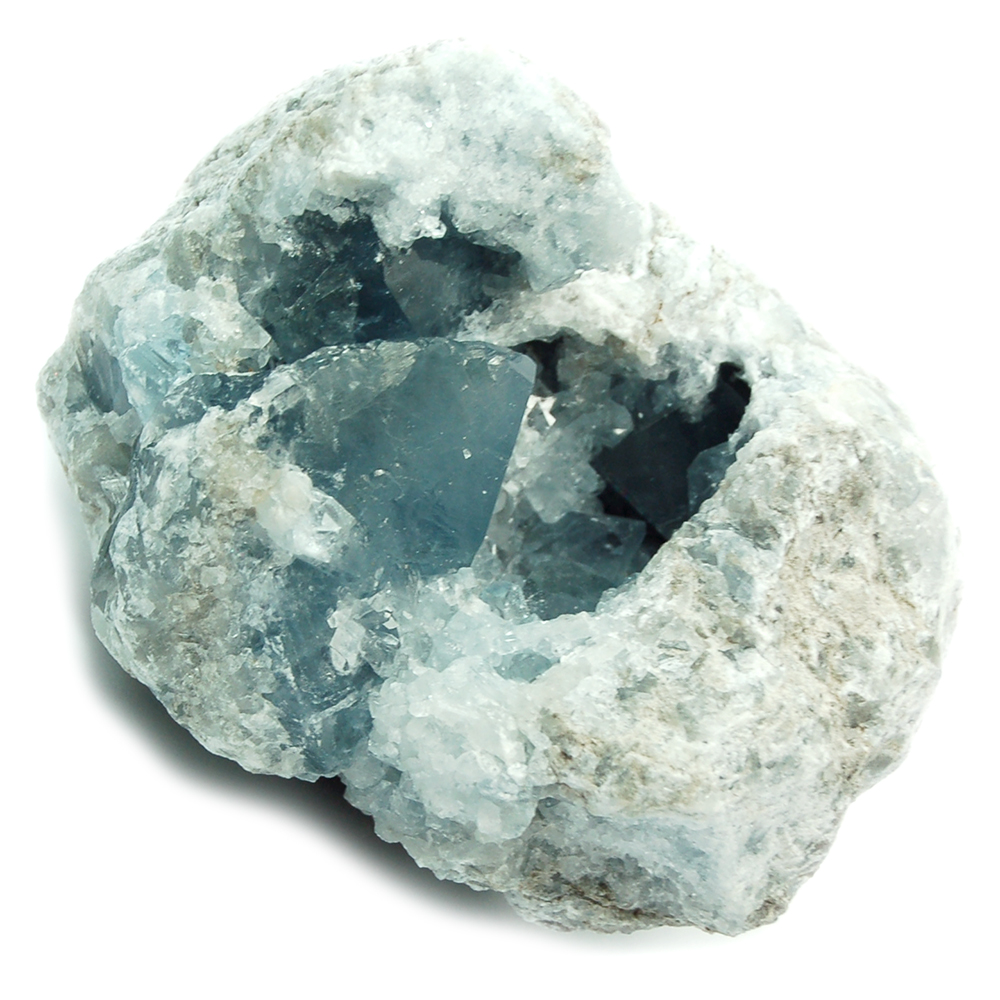 Discontinued - Celestite Crystals in Matrix photo 6