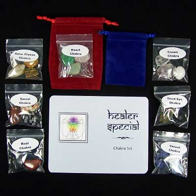 Chakra Set - Healer Special - Discount Assortment photo 7