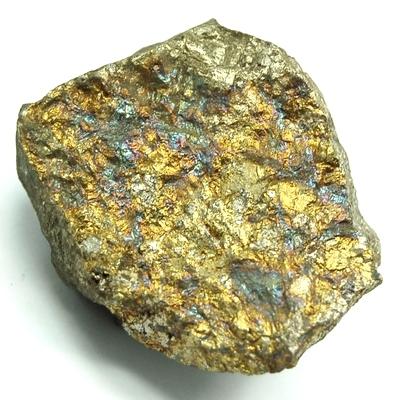 Natural Chacopyrite