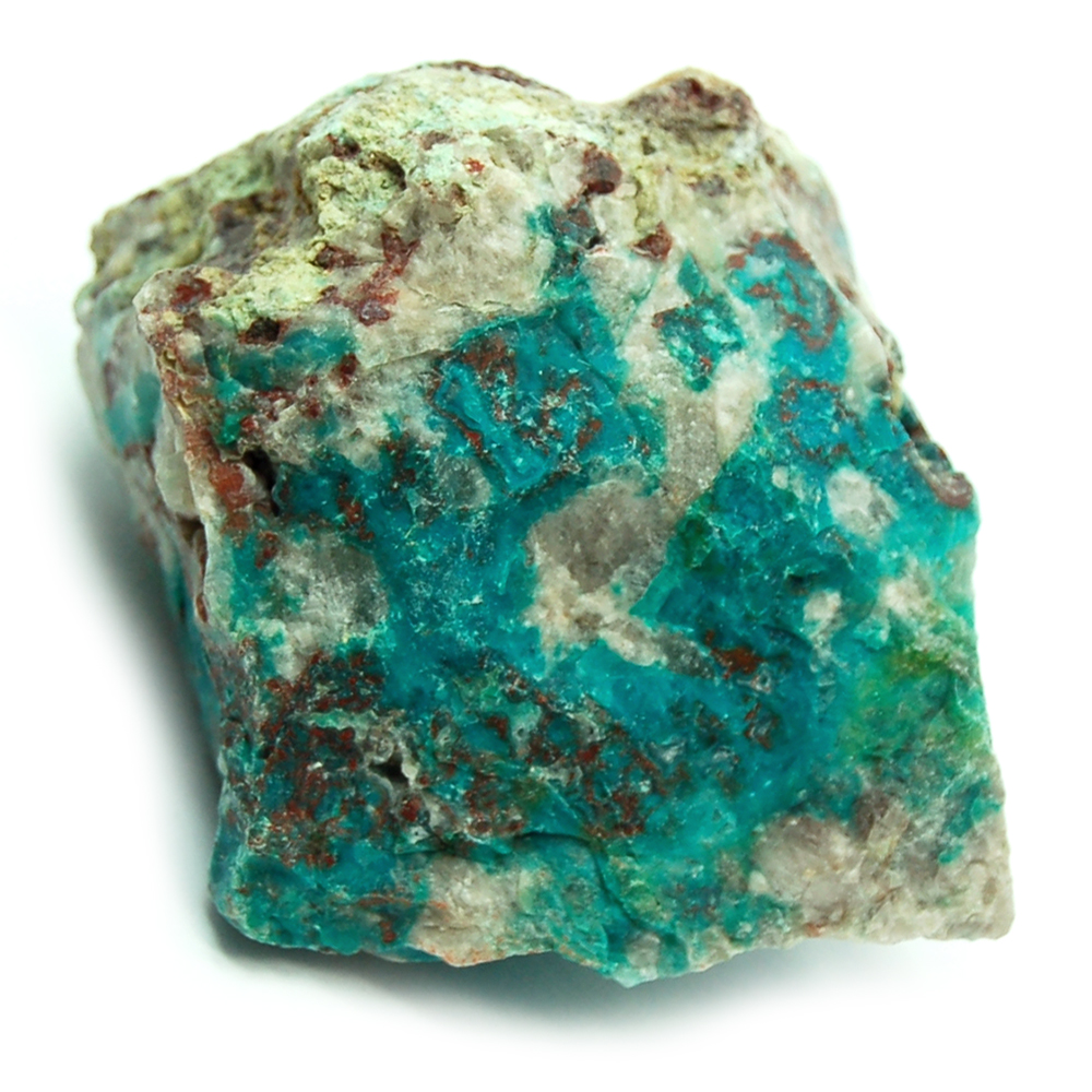 Chrysocolla Natural Chunks photo 7