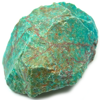 Chrysocolla - Chrysocolla Natural Chips/Chunks (Peru)