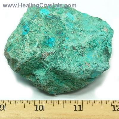 Chrysocolla Natural Chunks photo 6