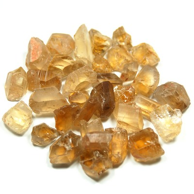 "Citrine - Citrine Natural Chunks ""Extra\"" (Brazil)"